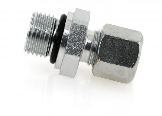 Verschraubung M16 x 1,5 / 8 mm Rohr / für SEPAR SWK 2000/5 Einzelfilter (Bild 2 von 3)