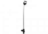 NaviLED Anchor Lamp with Mast, Black / 1080 mm