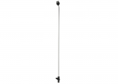 NaviLED Anchor Lamp with Mast, Black / 1380 mm