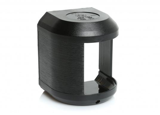 Originales und passendes Ersatzgehäuse für die Steuerbordlaterne der Serie 41 von Aqua Signal. Gehäusefarbe: schwarz.