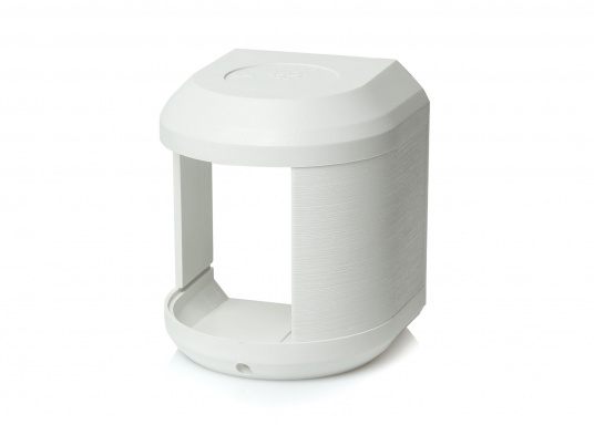 Originales und passendes Ersatzgehäuse für die Backbordlaterne der Serie 41 von Aqua Signal. Gehäusefarbe: weiß.