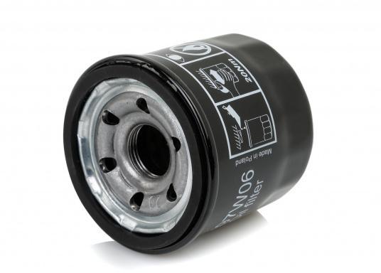 """Pflegen Sie Ihren Motor und tauschen Sie regelmäßig den Filter aus, so halten Sie den Verschleiß gering und verlängen die Lebensdauer des Motors. Filter in """"Erstausrüster-Qualität"""", erhältlich für verschiedene Motoren."""