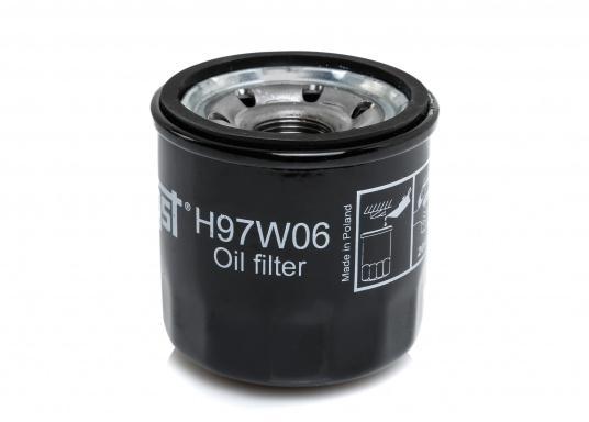 """Pflegen Sie Ihren Motor und tauschen Sie regelmäßig den Filter aus, so halten Sie den Verschleiß gering und verlängen die Lebensdauer des Motors. Filter in """"Erstausrüster-Qualität"""", erhältlich für verschiedene Motoren. (Bild 2 von 2)"""