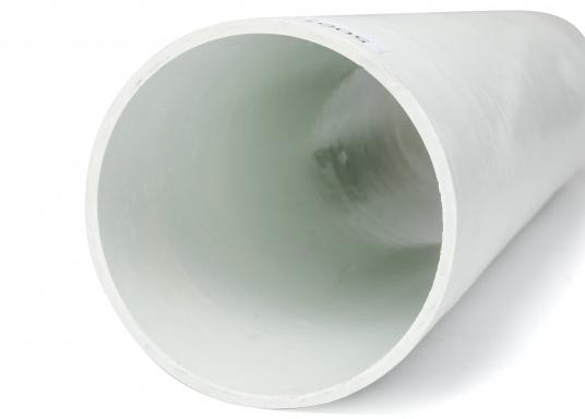 Original and compatible GRP tunnels for SIDE-POWER bow thrusters. Available in different versions. (Image 2 of 2)