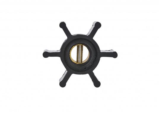 Ersatz-Impeller für verschiedene Motoren.ACHTUNG:Erstausrüster-Qualität.Es handelt sich NICHT um Original Ersatzteile der Motorenhersteller! (Bild 2 von 2)
