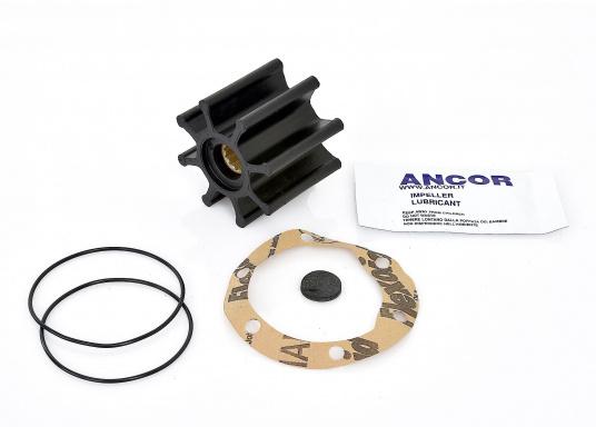 Ersatz-Impeller für verschiedene Motoren.ACHTUNG:Erstausrüster-Qualität.Es handelt sich NICHT um Original Ersatzteile der Motorenhersteller! (Bild 3 von 3)
