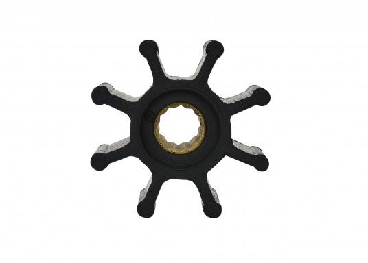 Ersatz-Impeller für verschiedene Motoren.ACHTUNG:Erstausrüster-Qualität.Es handelt sich NICHT um Original Ersatzteile der Motorenhersteller! (Bild 2 von 3)