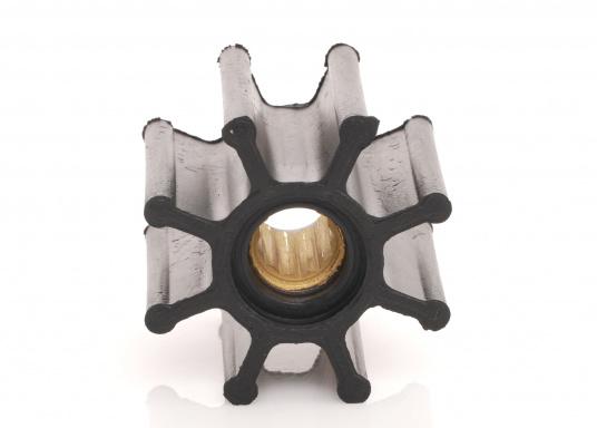 Ersatz-Impeller für verschiedene Motoren.ACHTUNG:Erstausrüster-Qualität.Es handelt sich NICHT um Original Ersatzteile der Motorenhersteller! (Bild 2 von 5)