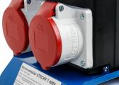 Portable CEE Power Distributor STECKY1