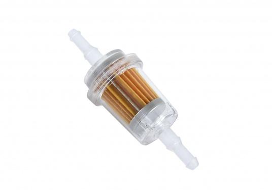 Benzinfilter für Innen-und Außenborder bis 2 Liter Hubraum.