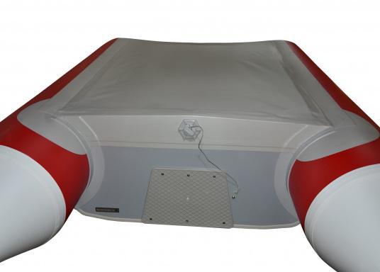 Das Set besteht aus dem SEATEC Schlauchboot NEMO 230 und dem Außenbordmotor Honda BF 2,3.  (Bild 8 von 13)