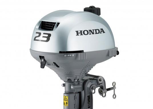 Das Set besteht aus dem SEATEC Schlauchboot NEMO 230 und dem Außenbordmotor Honda BF 2,3.  (Bild 3 von 13)