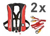 Imagen de Life Jacket X-PRO 180 / 180 N / incl. lifelines / set of 2