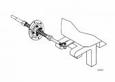 Compact-T Anbausatz / Spritzkastenhalterung