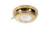 TIM Stainless Steel Ceiling Spotlight / Gold Finished