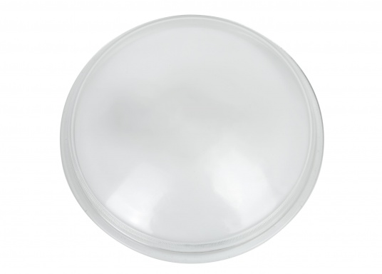 Matching replacement glass for your round ceiling light. Diameter approx. 180 mm.