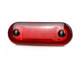 LED-Stufenleuchte / rot