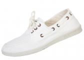 NAUTICO TINTADO Women's Shoe / white