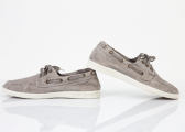 Scarpe da donna NAUTICO ENZIMATICO/ grigio chiaro