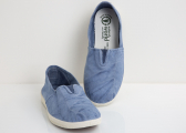 CAMPING ENZIMATICO Woman's Shoe / celest