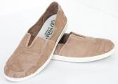 CAMPING ENZIMATICO Women's Shoe / beige