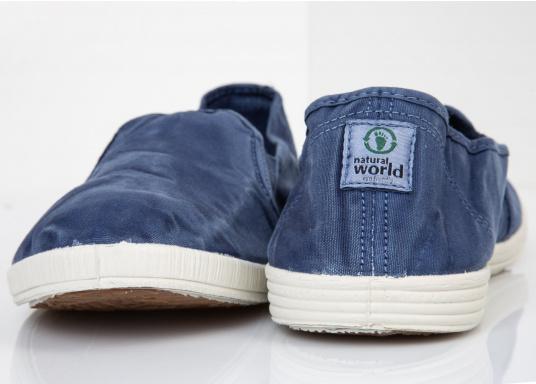 13146777c61 NATURAL WORLD Chaussure homme CANGREJO ENZIMATICO   marine seulement ...