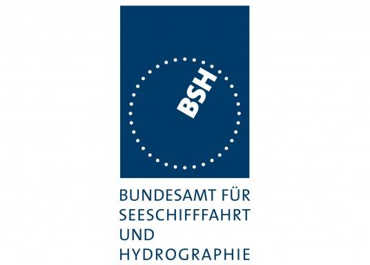 Die offizielle BSH-Sportbootkarte rund um Bremen bietet zuverlässige Informationen aus erster Hand!Lieferung der Karte im DIN A1 Format für den Einsatz auf der Yacht.