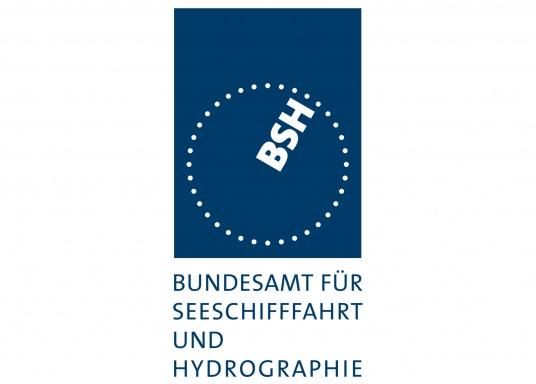 Die offizielle BSH-Sportbootkarte für Emsmündung, innerer Teil und Borkum bietet zuverlässige Informationen aus erster Hand!Lieferung der Karte im DIN A1 Format für den Einsatz auf der Yacht.