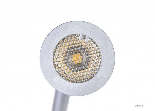 Das schlanke Design macht diese LED-Flexleuchten zu einem idealen Begleiter an Bord:Ob an der Koje für Leseratten, am Kartentisch oder in der Leseecke, sie fügt sich überall perfekt ein.  (Bild 4 von 6)