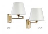ISABELLA Wall Light / Gold