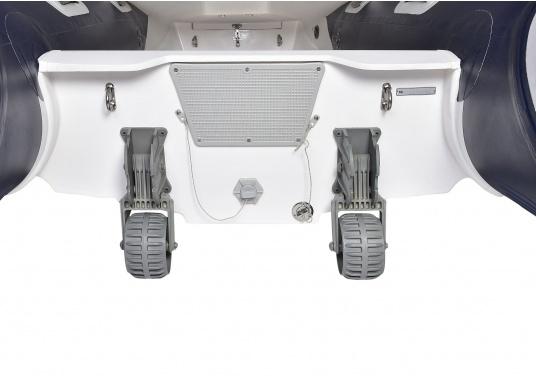 Klappbare Slipräder für Schlauchboote. (Bild 3 von 5)