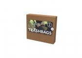 FLEXTRASH Waste Bags / 10 Pieces / S