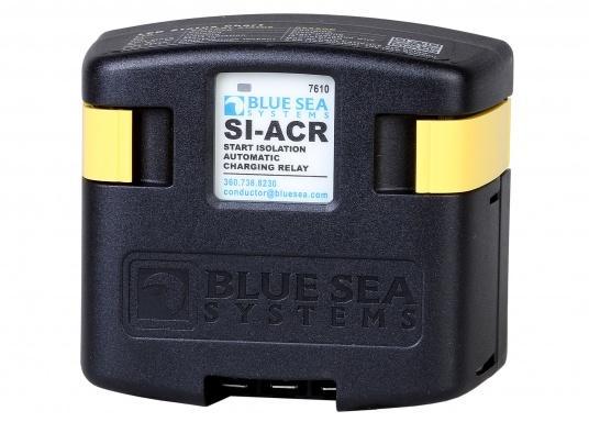 Das Upgrade für Ihre Schalt- und Ladesysteme. ADD A BATTERY erlaubt den Anschluss einer zweiten Batterie, vereinfacht das Umschalten und automatisiert den Ladevorgang. Verwendbar mit Generatoren mit120 Ampere. (Bild 3 von 8)