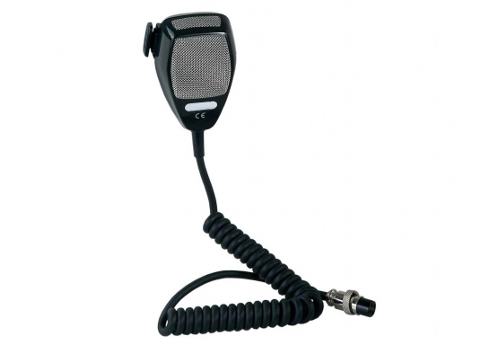 Approved sound signal systems with various signal options, also individual sound sequences can be entered manually. Available for boats from 20 to 70 meters. Includes microphone. Voltage: 24V. (Image 3 of 5)