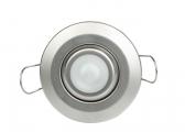 LUCILLE LED Ceiling Light / Stainless steel, satin