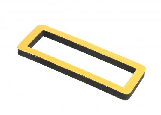 Originales und passendes Service-Kit für den NEW LARGE-Lenzer von ELVSTRÖM. Das Service-Kit besteht aus einer inneren Gummi-Dichtung, 5 mm. (Bild 2 von 3)