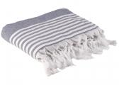 Beach Towel / navy blue