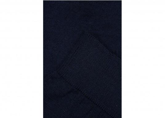 Leichte und dünne Socken aus 100 % Wolle (Merinowolle). Farbe: navy. (Bild 2 von 3)
