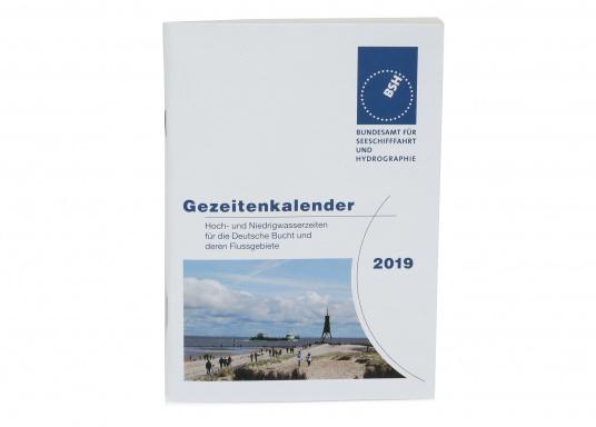 Aktueller Tidenkalender inklusive Helgoland, Borkum, Norderney, Spiekeroog, Wangerooge (langes Riff), Langeoog.