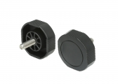 Knurled Screws (pair) for NSS / EVO2 / ZEUS2