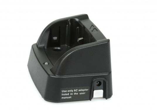 Originale und passende Ladeschale für das Handfunkgerät HX280E von Standard Horizon. (Bild 2 von 2)