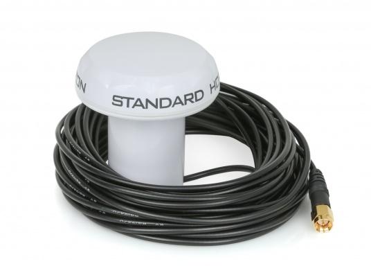 Originale GPS-Antenne für den Kartenplotter CP150, CP160 und CP170 von Standard Horizon. (Bild 2 von 2)