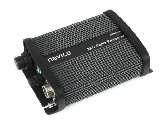 Passende Prozessor-Box für das Simrad DX42S-1, Northstar NS007001 und dem Lowrance LRA-1800 Radar. (Bild 2 von 5)