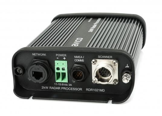 Passende Prozessor-Box für das Simrad DX42S-1, Northstar NS007001 und dem Lowrance LRA-1800 Radar. (Bild 3 von 5)
