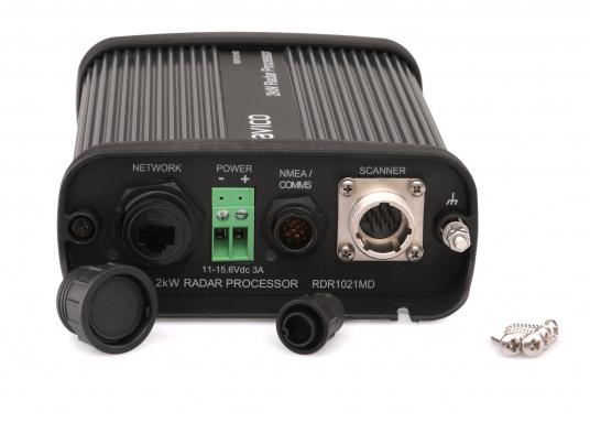 Passende Prozessor-Box für das Simrad DX42S-1, Northstar NS007001 und dem Lowrance LRA-1800 Radar. (Bild 5 von 5)