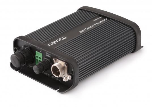 Passende Prozessor-Box für das Simrad DX42S-1, Northstar NS007001 und dem Lowrance LRA-1800 Radar.