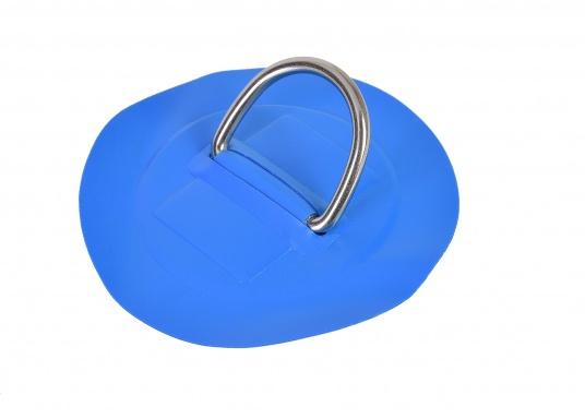 Große D-Ringe als Ersatzteil für Ihr SEATEC Schlauchboot. Erhältlich in verschiedenen Größen. Farbe: hellblau.