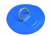 D-Ring Attachment for Inflatable Boats / light-blue