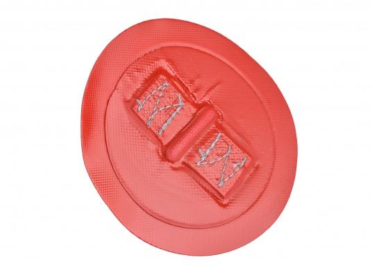Große D-Ringe als Ersatzteil für Ihr SEATEC Schlauchboot. Erhältlich in verschiedenen Größen.Farbe: rot. (Bild 4 von 4)