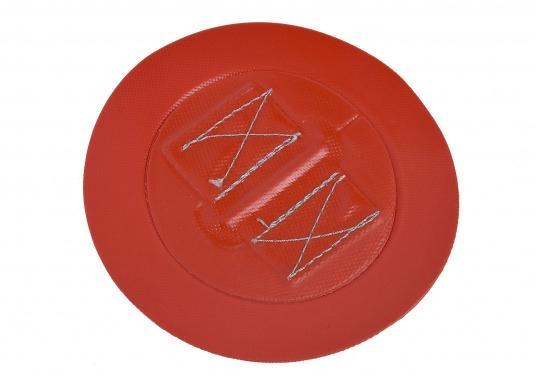 Große D-Ringe als Ersatzteil für Ihr SEATEC Schlauchboot. Erhältlich in verschiedenen Größen.Farbe: rot. (Bild 2 von 4)